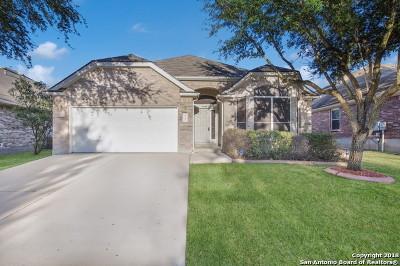 Schertz Single Family Home Price Change: 4520 Ridge Canyon Dr
