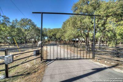 Spring Branch Single Family Home For Sale: 133 Fox Hl