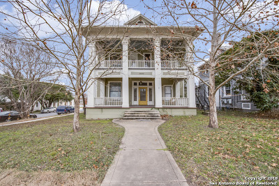 San Antonio Multi Family Home Back on Market: 2620 Main Ave
