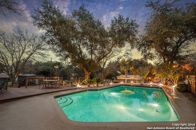 Seguin Single Family Home For Sale: 342 Los Nogales Ct