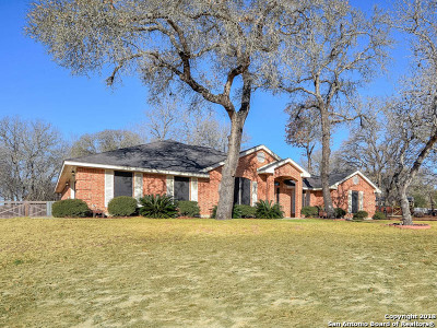 La Vernia Single Family Home For Sale: 157 Rosewood Dr