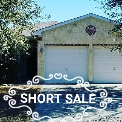 Schertz Single Family Home Price Change: 5129 Storm King