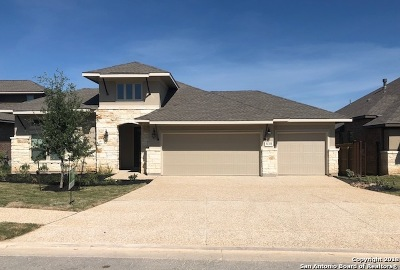 Johnson Ranch, Johnson Ranch - Comal Single Family Home For Sale: 32352 Pequin Drive