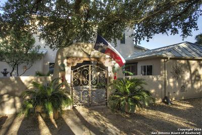 Canyon Lake Single Family Home For Sale: 2247 Sunset Rdg