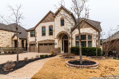 San Antonio Single Family Home For Sale: 16967 Sonoma Ridge