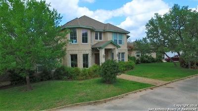 Boerne Single Family Home For Sale: 9135 Dietz Elkhorn Rd