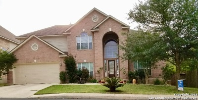 Single Family Home For Sale: 27014 Trinity Heights