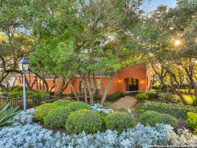 San Antonio Single Family Home For Sale: 1 Morning Downs