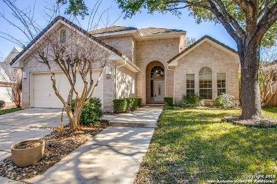 San Antonio Single Family Home For Sale: 63 Wolfeton Way