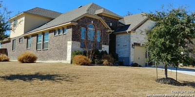 San Antonio Single Family Home For Sale: 11406 Wake Robin