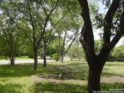 Bexar County Residential Lots & Land For Sale: 101 Lyman Dr