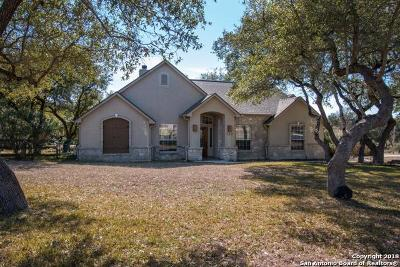 Spring Branch Single Family Home For Sale: 533 Stirrup Dr