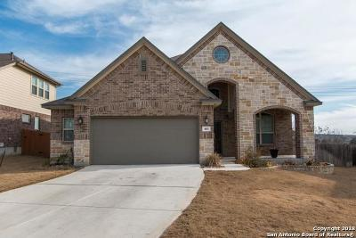 Schertz Single Family Home For Sale: 401 Timber Creek Dr