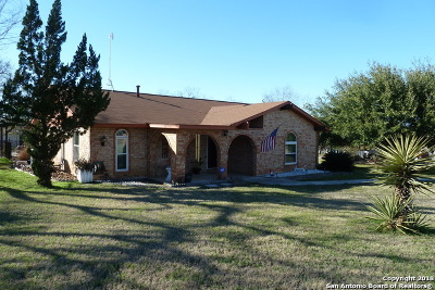 Single Family Home For Sale: 19935 Fm 3499
