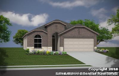 San Antonio Single Family Home For Sale: 6034 Akin Circle