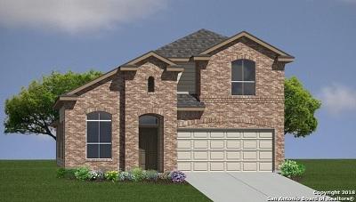 San Antonio Single Family Home For Sale: 6046 Akin Circle