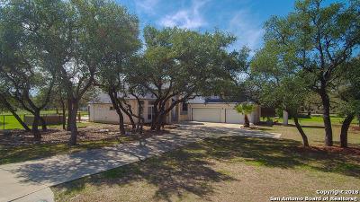 New Braunfels Single Family Home For Sale: 280 Western Oaks