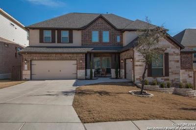 San Antonio Single Family Home For Sale: 24206 Gazania Blf