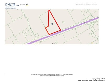 Guadalupe County Residential Lots & Land For Sale: Ih 10, Tx E Ih 10