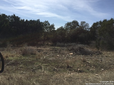 Comal County Residential Lots & Land For Sale: 330 Rayner Ranch Blvd