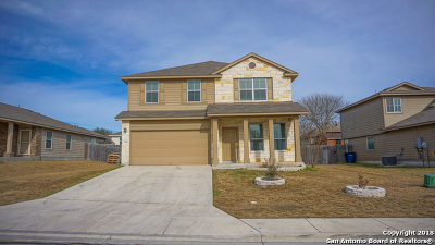 Guadalupe County Single Family Home For Sale: 2141 Hazelwood