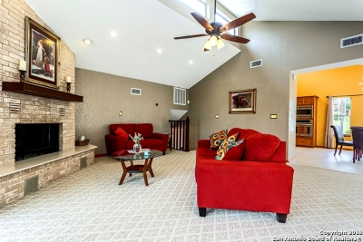 New Braunfels Single Family Home For Sale: 1269 Hillcrest Dr