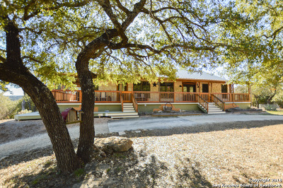 Canyon Lake Single Family Home For Sale: 850 Village Top