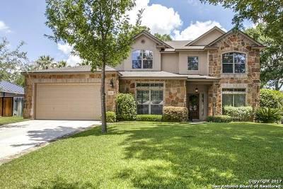 San Antonio Single Family Home For Sale: 829 Canterbury Hill St