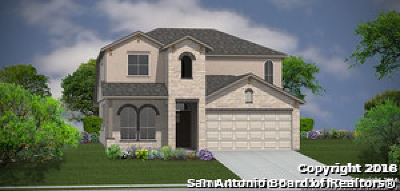 Alamo Ranch Single Family Home For Sale: 5811 Couble Falls