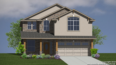 Alamo Ranch Single Family Home For Sale: 5815 Couble Falls