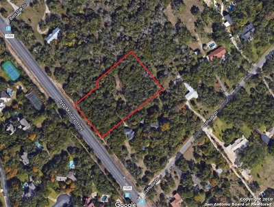 Shavano Park Residential Lots & Land For Sale: 14700 NW Military Hwy