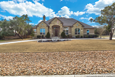 New Braunfels Single Family Home For Sale: 5633 Copper Creek