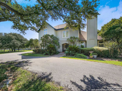 Boerne Single Family Home Back on Market: 125 Spring Hill Dr