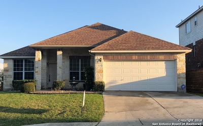 Helotes Single Family Home For Sale: 13320 Bitterroot