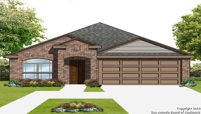 Guadalupe County Single Family Home For Sale: 1016 Dumfries Dr