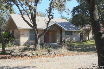 Shavano Park Single Family Home Back on Market: 16410 NW Military Hwy