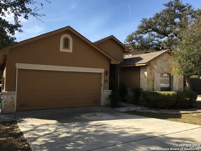Boerne Rental For Rent: 27923 Sonoma Ambre