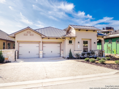 San Antonio TX Single Family Home Price Change: $507,990