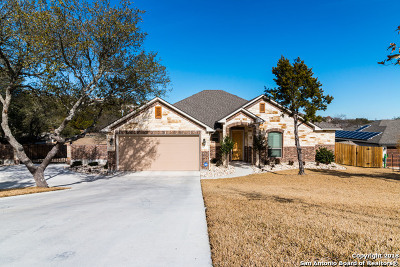 San Antonio Single Family Home Active RFR: 535 Ceremonial Ridge