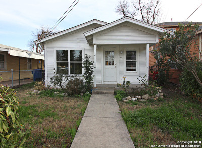 Single Family Home Price Change: 112 Conception St