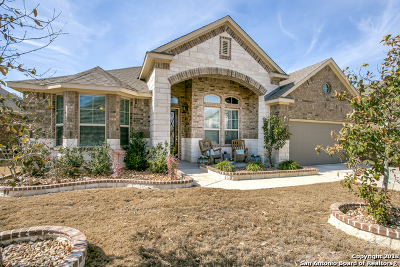 San Antonio Single Family Home For Sale: 22025 Gypsy View