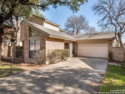 San Antonio Single Family Home Back on Market: 13426 Marceline