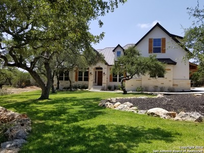 Fair Oaks Ranch Single Family Home For Sale: 67 Sendero Woods