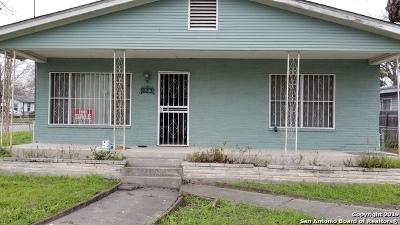 Single Family Home For Sale: 823 Patton Blvd