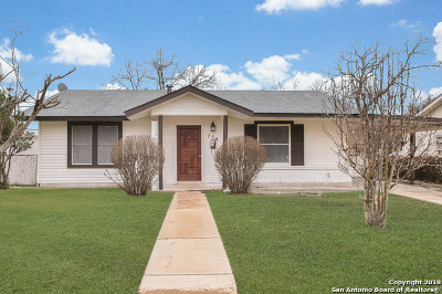 San Antonio TX Single Family Home Back on Market: $131,000