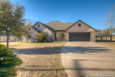 Floresville Single Family Home For Sale: 419 4th