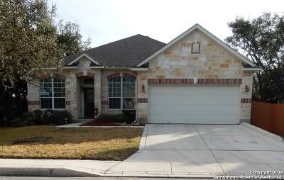 San Antonio Single Family Home Back on Market: 23706 Fairway Canyon