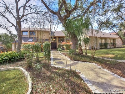 San Antonio Single Family Home For Sale: 314 Bluffcrest
