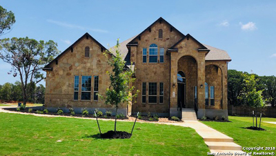 New Braunfels Single Family Home For Sale: 2550 Lermann