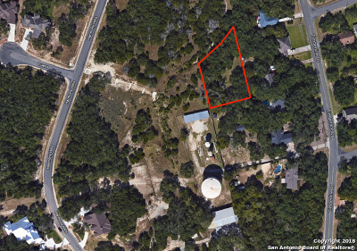 San Antonio Residential Lots & Land Back on Market: 0000 Timberline Dr